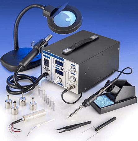 X-TRONIC XTR-4040-XTS Digital Hot Air Rework