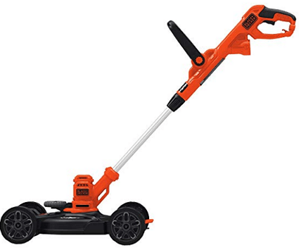 BLACK DECKER BESTA512CM 3in1 Compact Electric Lawn Mower