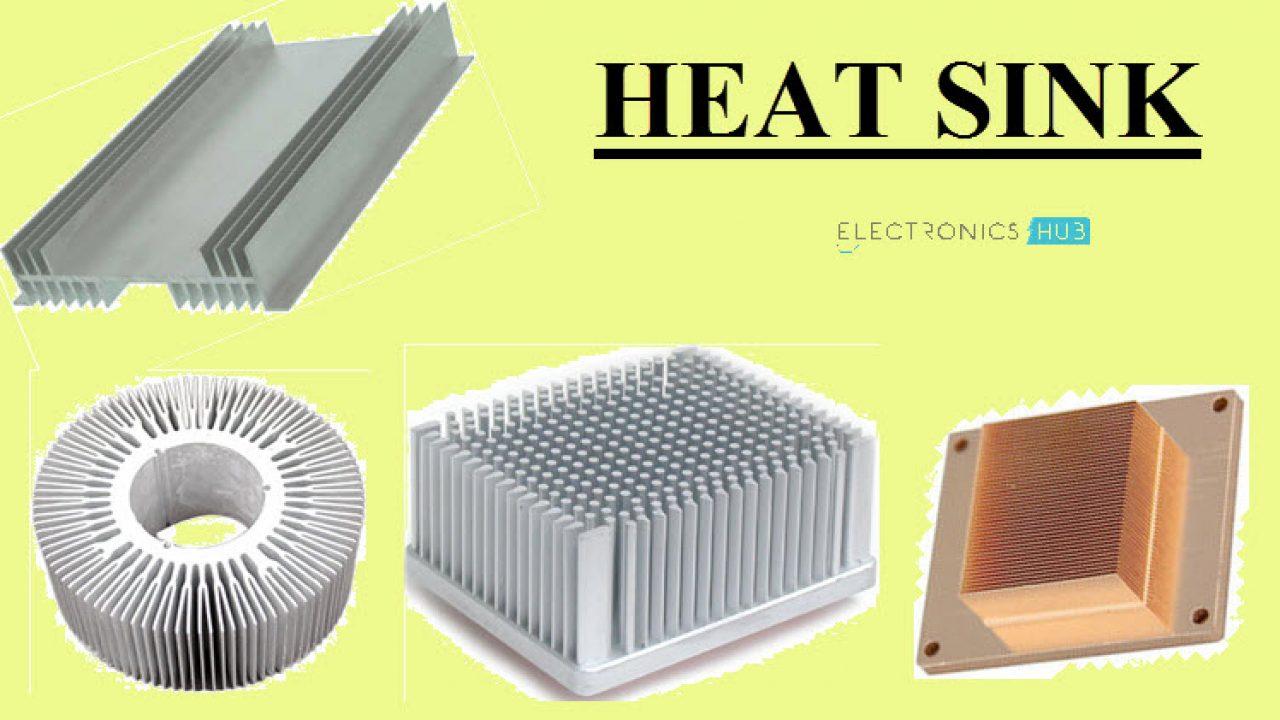 What is a Heat Sink? Heat Sink Types