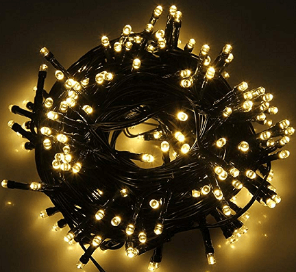 MZD8391 105 FT 300 LEDs Christmas Lights