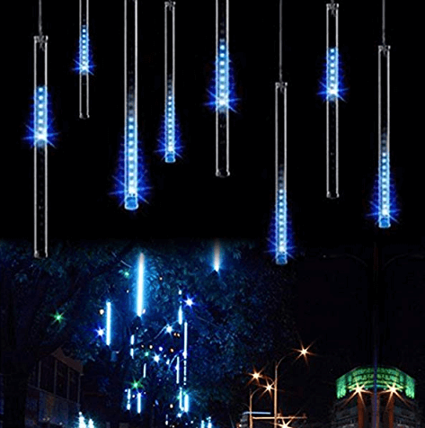 OMGAI Waterproof Meteor Shower Rain Lights