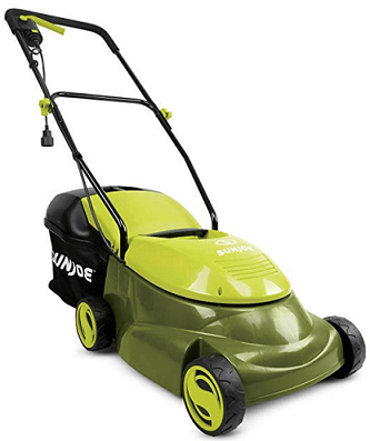 Sun Joe MJ401E Mow Joe 14-Inch 12 Amp Electric Lawn Mower