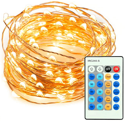 TaoTronics TT-SL036 33ft 100 LED String Lights