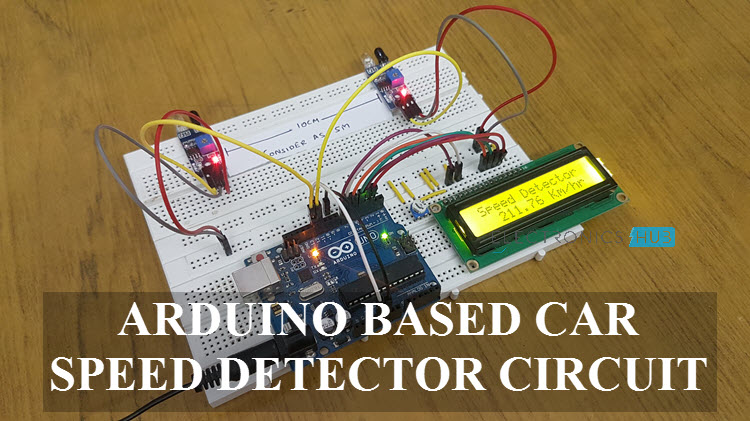 Arduino Car Sd Detector