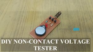 Non Contact Voltage Tester Featured Image