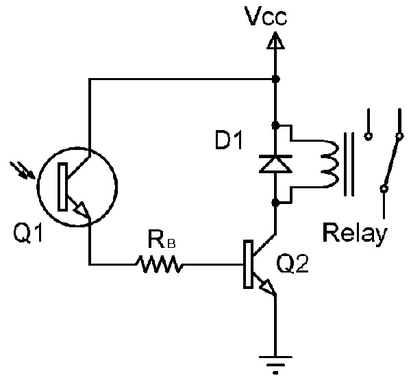 basics of phototransistor