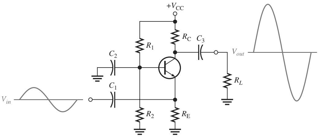 common base amplifier