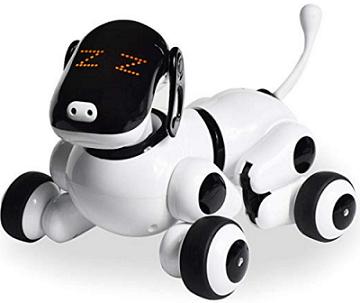 Contixo Puppy Smart Interactive Robot Pet Toy