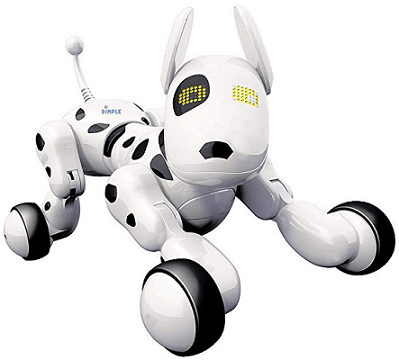 Dimple DC13991 Wireless Remote Control Robot Puppy