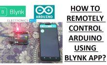 Arduino Radar Project using Processing, Ultrasonic Sensor, Servo