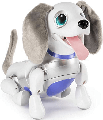Robot Dog Robotic Puppy Interactive Toy Christmas Toy for Children Birthday Gift