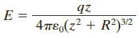 Fundamentals of E Field 13