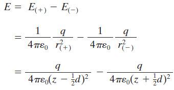 Fundamentals of E Field 8