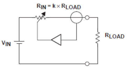 Linear Voltage Regulator Feedback