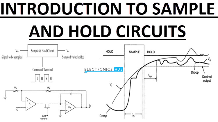 basics of sample and hold circuit
