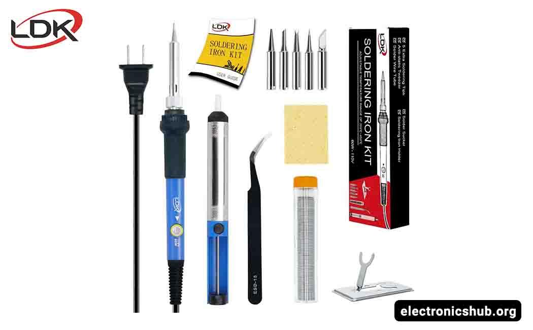 ldk soldering iron kit