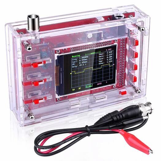 Quimat Oscilloscope Kit