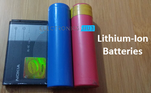 Types of Batteries Featured Image