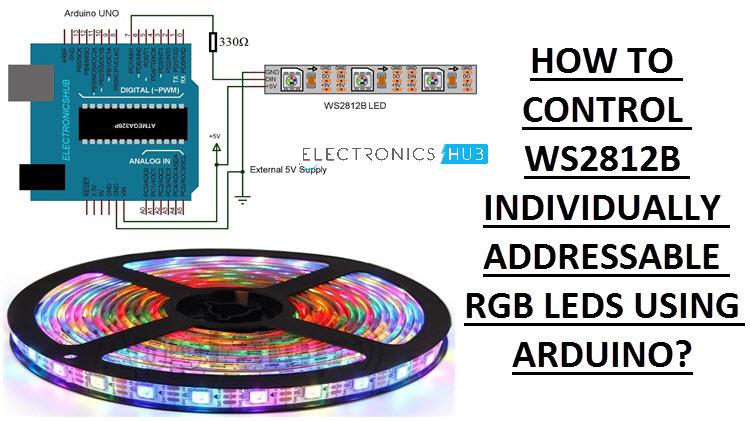 Ws2812b Addressable Rgb Leds