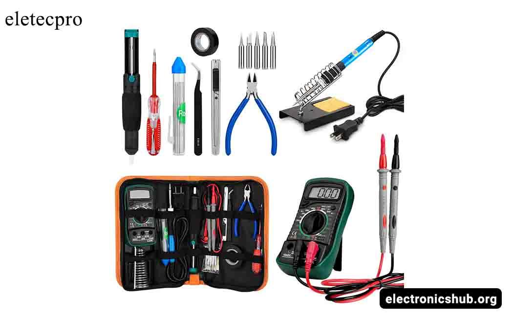 eletecpro soldering iron kit