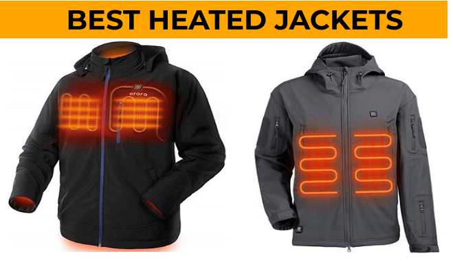 10 Best Heated Jacket 2020 Reviews Buying Guide
