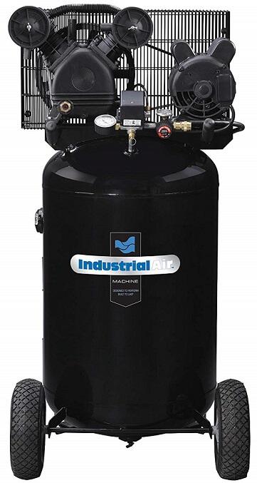 Industrial Air ILA1683066 30-Gallon Cast Iron Oil Lube Air Compressor