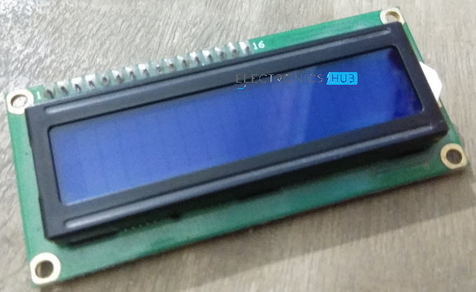Module LCD
