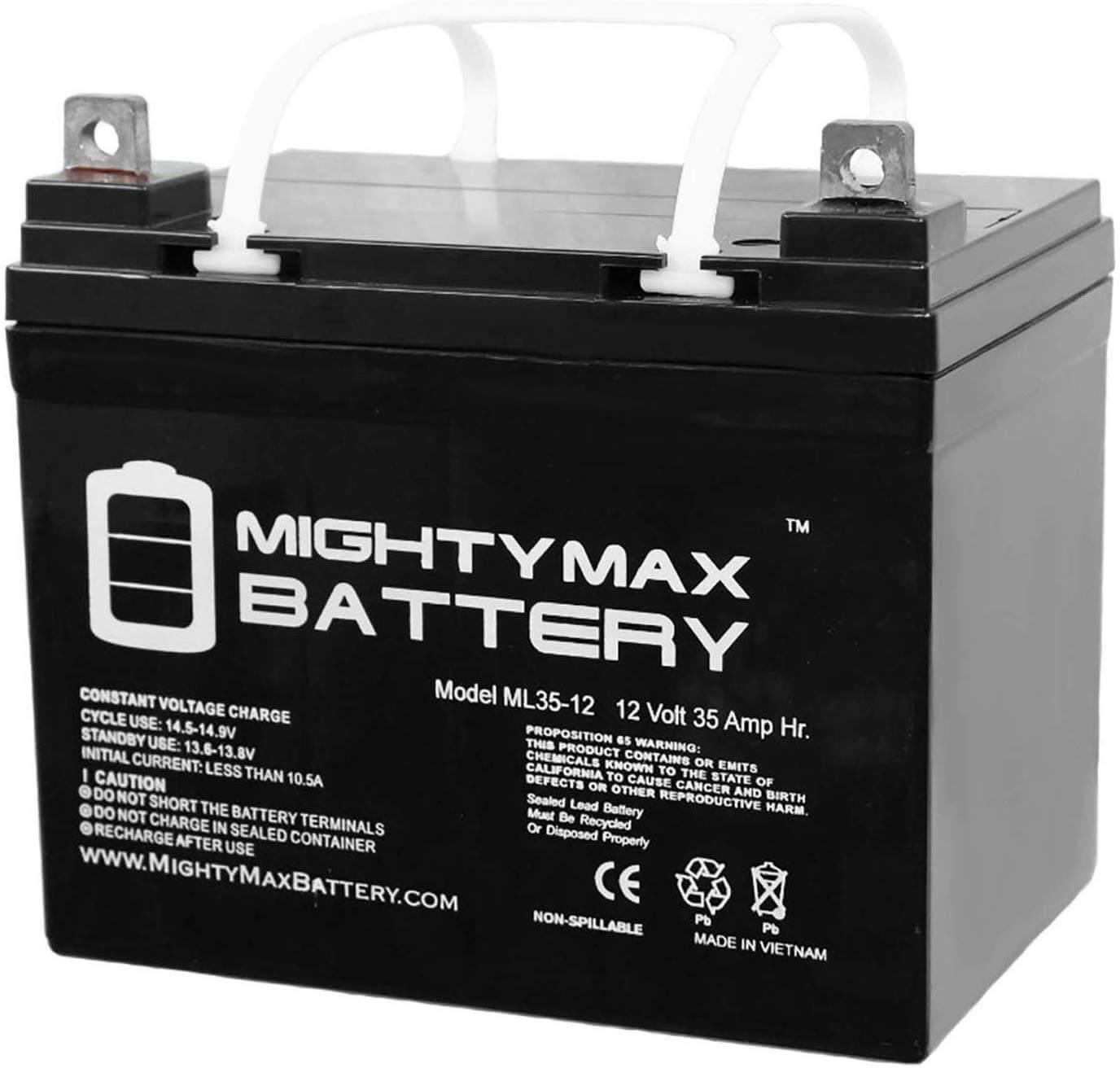 Mighty Max Battery ML35 – 12 SLA Battery