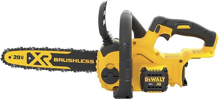 DEWALT Cordless Chainsaw