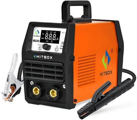 Hitbox Arc Lift Tig Welder