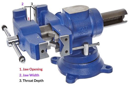 How to Install a Bench Vise?