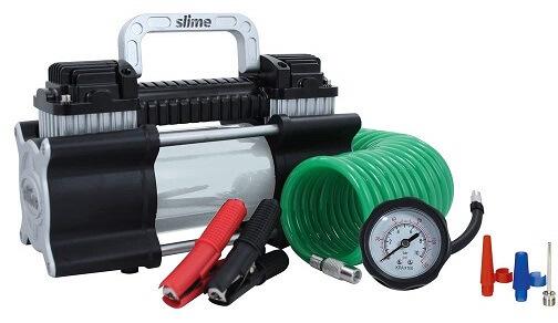 Slime Tire Inflator Air Compressor