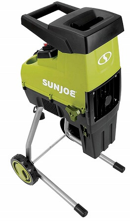 Sun Joe CJ603E Electric Silent Wood Chipper