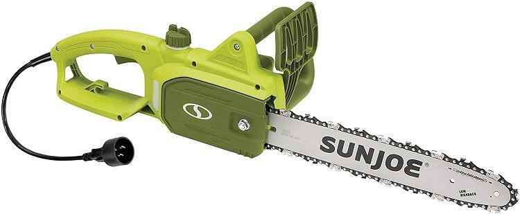 Sun Joe Electric Handheld Chainsaw