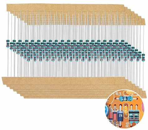 Austor 38 Values Resistors Assortment Kit