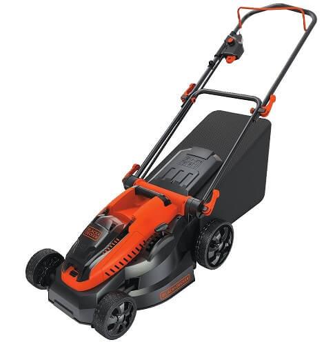 BLACK+DECKER Cordless lawn Mower