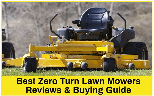 The 5 Best Zero Turn Lawn Mowers For The Money In 2020