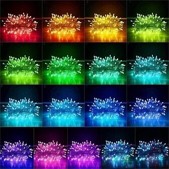 GONK Color Changing Fairy String Lights 2
