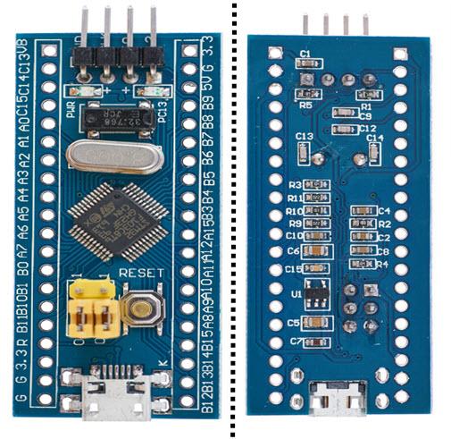 STM32 Blue Pill Board