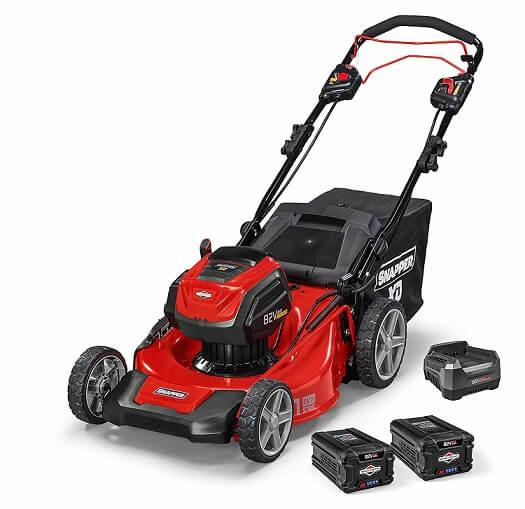Snapper XD 82V Lawnmower Kit