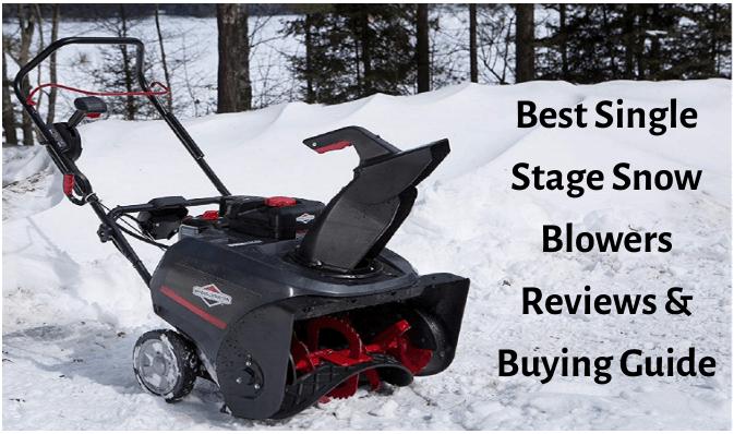 toro single stage snow blowers reviews