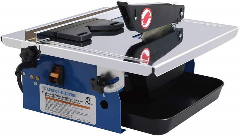 leegol electric tile saw