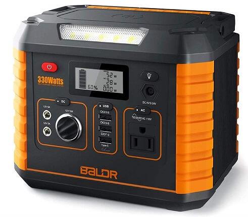 BALDR Portable Power Station