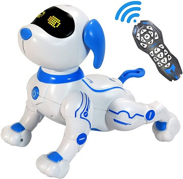 Contixo R3 Robot Pet Toy for Kids