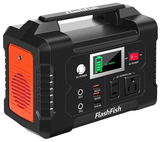 FlashFish powerstation