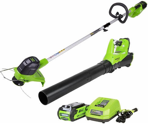 Greenworks G-MAX Cordless String Trimmer