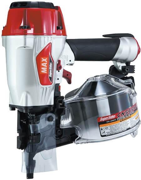 MAX CN565S3 Siding Coil Nailer