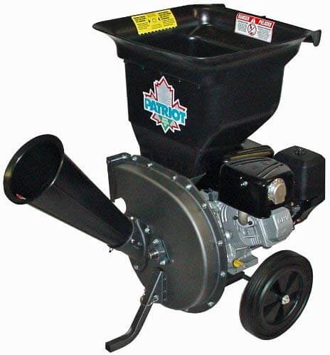 Patriot Products Wood Chipper