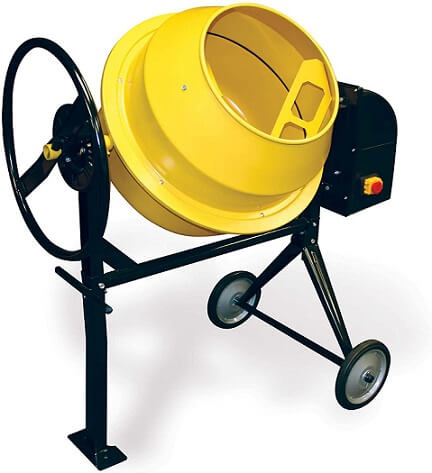 Pro-Series Electric Cement Mixer