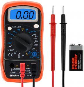 Weepro Digital Multimeter